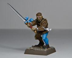 Empire Swordman