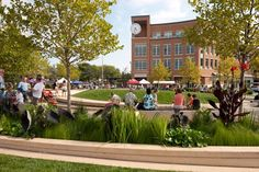 How Uptown Normal Started an Economic BOOM! - Landscape Architects Network