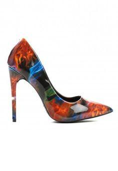 Pantofi stiletto Francesca Stiletto Heels, Shoes, Fashion, Moda, Zapatos, Shoes Outlet, Fashion Styles, Fasion, Footwear