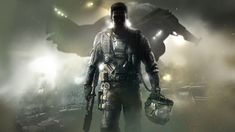 Video Game News - Call of Duty Infinite Warfare Key Art