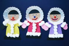 11 Winter Crafts for Kids. Fun and simple art and DIY projects you can make with your kids. Great winter activities are suitable for toddlers / preschoolers