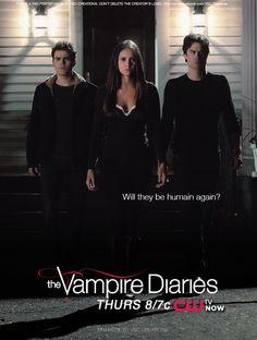 The Vampire Diaries Season 4 Trio by VSCreations on DeviantArt The Vampire Diaries, Vampire Diaries Poster, Vampire Diaries Seasons, Vampire Diaries The Originals, Nikki Reed, Damon Salvatore, Ian Somerhalder, Nina Dobrev, Louisiana