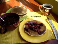 Pancakes... | Papa la Ile