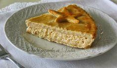 saboreando a vida: Torta Deliciosa de Bacalhau (com Massa Podre)