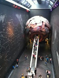 Science Museum in London