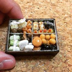 #oden  #japanesefood  #miniature food