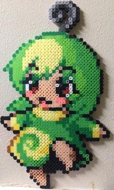 Politoed Moemon perler by Birdseednerd.deviantart.com on @deviantART
