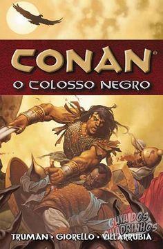 Conan - O Colosso Negro - Mythos - Guia dos Quadrinhos