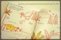 Livre jeunesse - Je dessine pas à pas - Les dinosaures - Editions Usborne - apprentissage - dessin - enfants - activité - art