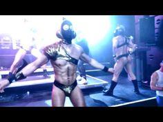 DJ Nacho Chapado & dancers at Rapido 12th Anniversary, Paradiso, Amsterdam, 20 November 2016 - YouTube