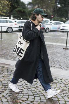 Pitti Uomo 089 / Firenze | Julien Boudet | http://bleumode.com