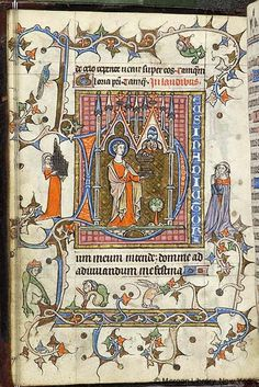 Book of Hours, MS M.754 fol. 5v - Images from Medieval and Renaissance Manuscripts - The Morgan Library & Museum