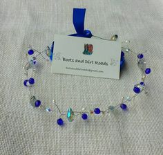 Sapphire Blue Beaded Wire Wreath Wire Crown Wedding Hair Accessory Prom Hair Accessory Sapphire Blue Accessory Something Blue Bridal by BootsAnd Short Hair Accessories, Wedding Hair Accessories, Wedding Jewelry, Diy Hairstyles, Wedding Hairstyles, Wire Crown, Something Blue Bridal, Hair Wreaths, Wire Wreath