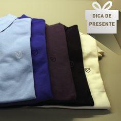 Já garantiu o presente de natal?  Camisas de golo polo da Richards para estar bem vestido em qualquer ocasião ;)  #RadicalChic #ModaMasculina #Richards74