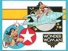 Wonder Woman by José Luis García-López DC Comics Style Guide 1982