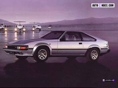 '81 Toyota Supra - This was my 2nd car.  I only had it six months before the engine and tranny both died.