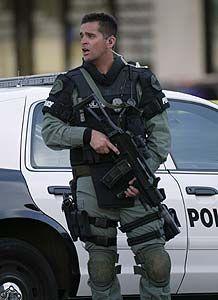 Brea CA SWAT