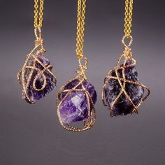 Amethyst has healing powers to help with physical ailments, emotional issues, and in Energy Healing and Chakra balancing. Amethyst crystal therapies are primarily associated with physical ailments of