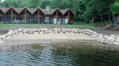 Shoreline Repair, Lakeshore Rip-Rap, Shoreline Installation, Serving the Brainerd Lakes area, Crosslake, Outing, Crosby, Southern Cass County
