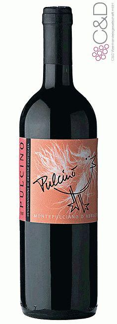 Folgen Sie diesem Link für mehr Details über den Wein: http://www.c-und-d.de/Abruzzen/Montepulciano-D-Abruzzo-2014-Pulcino-1000L_49242.html?utm_source=49242&utm_medium=Link&utm_campaign=Pinterest&actid=453&refid=43 | #wine #redwine #wein #rotwein #abruzzen #italien #49242