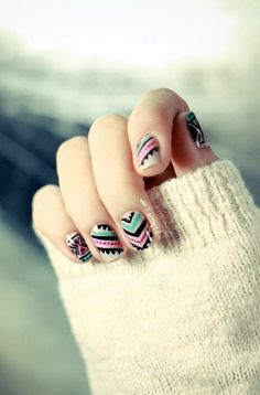 Winter-Nails-Designs-2015-8.jpg 600×911 pixels