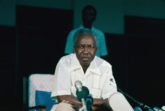 "Julius Nyerere wanted Tanzania to be self-sufficient and not be reliant on European imports. His policies failed, but present African leaders should revise them and take important lessons from ""ujamaa. Julius Nyerere, Headline News, Latest Stories, Global News, Tanzania, Philosophy, Self, Politics, African"