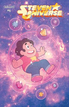 Steven Universe Ongoing (2017) Issue #1