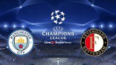 K.O 02.45  Manchester City vs Feyenoord live streaming Champions League (UCL) http://ift.tt/2mJvS0z Match MC UCL