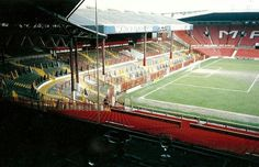 Manchester United Stretford end 1992