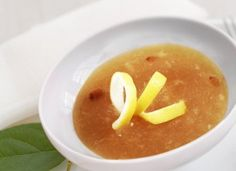 Mermelada de limón y jengibre para #Mycook…