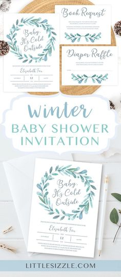 9 Best Diaper Invitation Template Images Baby Shower