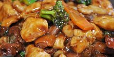 Kung Pao Chicken, Stir Fry, Chicken Wings, Tapas, Sushi, Ale, Fries, Low Carb, Yummy Food