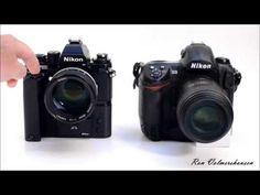 20–Year–Old Nikon F3H 35mm Film Camera Wins Speed Test Against Nikon D3 DSLR (VIDEO) | Shutterbug