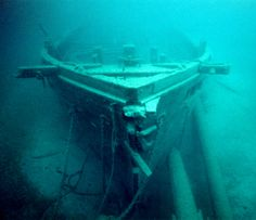 Image detail for -The World War One German U-Boat, UC-97 , which lies in deep water in ...