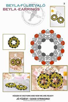 Ewa Beyla earrings - 3
