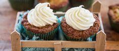 Τα Cupcakes της χαράς με ανανά και καρότο!