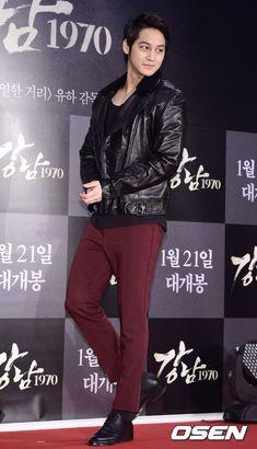 Kim Woo Bin, Jung Il Woo, Park Shin Hye, and many more attend star-studded Gangnam Blues premiere