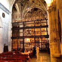 Capilla Real de Granada in Granada, Andalucía