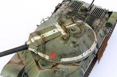 JS-3重型坦克(田宫+改造)_静态模型爱好者--致力于打造最全的模型评测网站