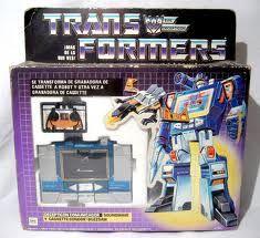 Vintage transformer toy G1.
