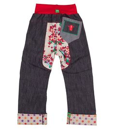 Alive Chubba Jeans - Big, Limited edition clothing for children, www.oishi-m.com