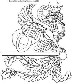 Gargoyles Patterns Pattern Package - World of Patterns