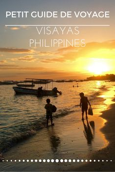 Guide pour organiser votre séjour dans les Visayas aux Philippines sur les îles Bohol, Siquijor et Panglao.