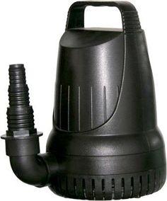 Alpine PAB2100 Hurricane Pump 2100GPH / 33 Ft. Cord by Alpine. $94.95