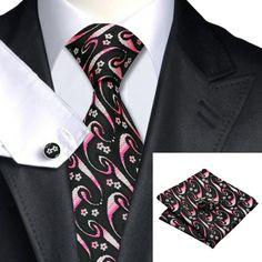 Подарочный набор черный с розовыми цветками - купить в Киеве и Украине по недорогой цене, интернет-магазин