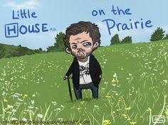 """Okay, I don't watch """"house""""..but any LHOTP reference I have to repin! :)"""