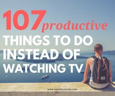 productive-instead-of-tv