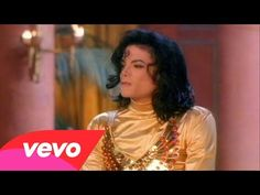 one of the funnest musical shorts he has ever made...  Michael Jackson's Remember the Timelove the troublemaker look he makes right at the end before he collapses into gold dust   LOL ;D