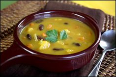 Healthy Natural Recipes: Root Veggie Soup, Veggie & Quinoa Stuffed Peppers