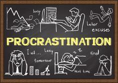 6 Ways to Stop Procrastinating and Start Blogging